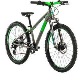 Cube Acid 240 Disc Kids grey'n'neongreen